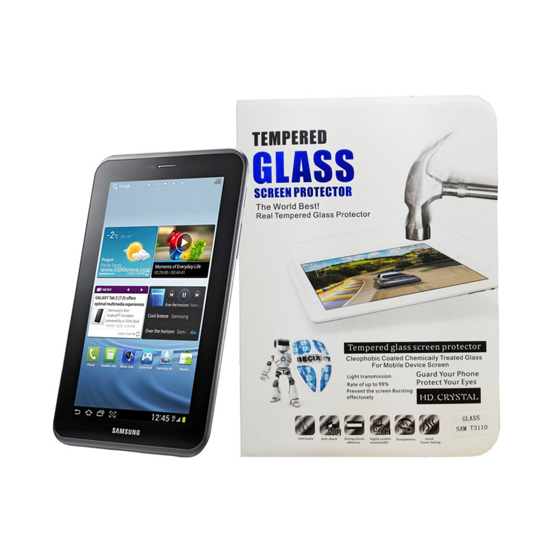 Smile Tempered Glass Screen Protector for Samsung Galaxy Tab 2 [7.0 Inch/P3100]