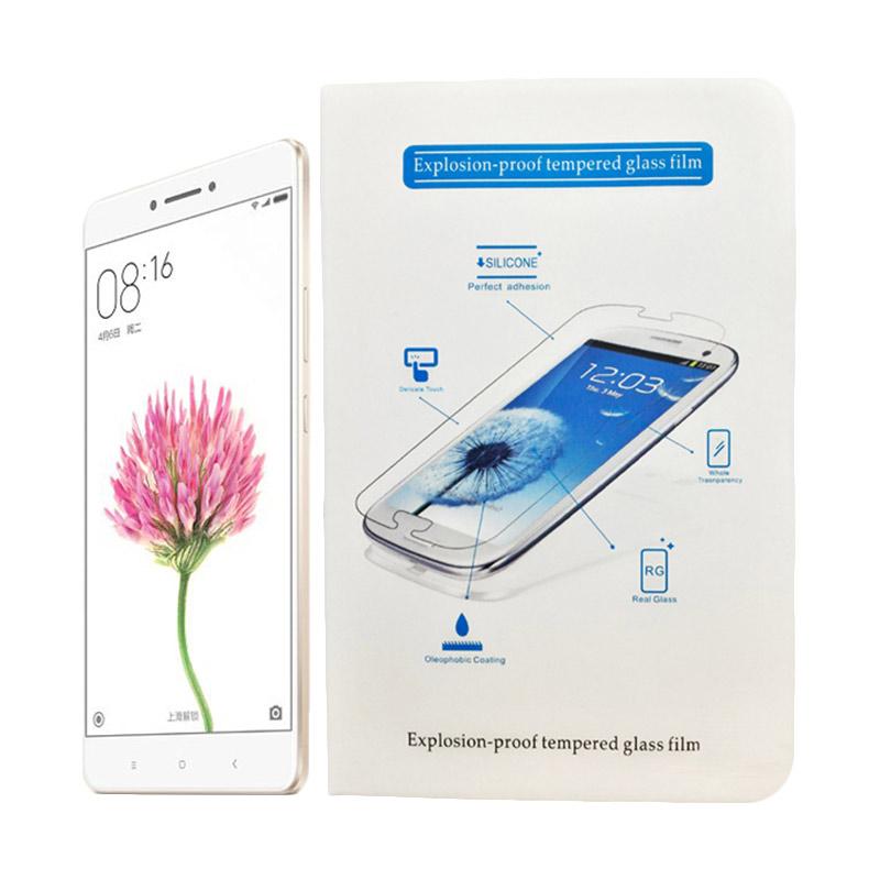 Smile Tempered Glass for Xiaomi Mi Max