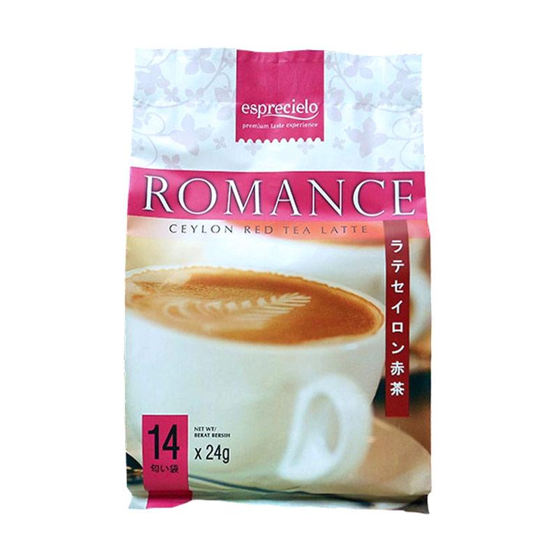 harga Esprecielo Romance Ceylon Red Tea Latte - 14 sachet Blibli.com