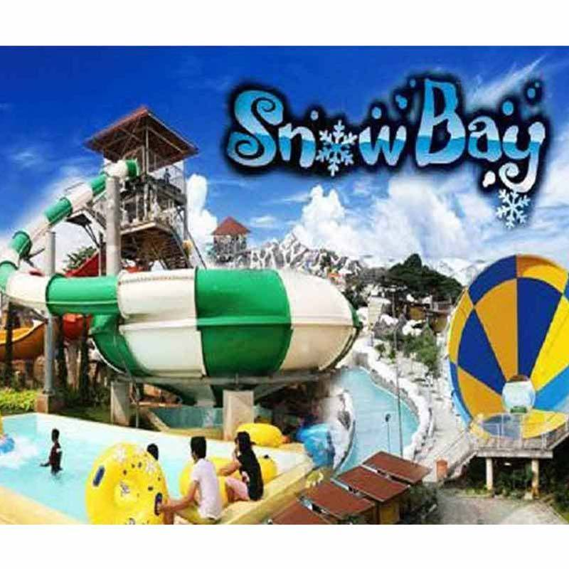 Snowbay Entrance E Ticket