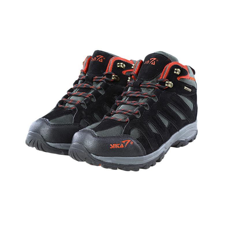 harga Snta 492 Sepatu Gunung - Black Red Blibli.com