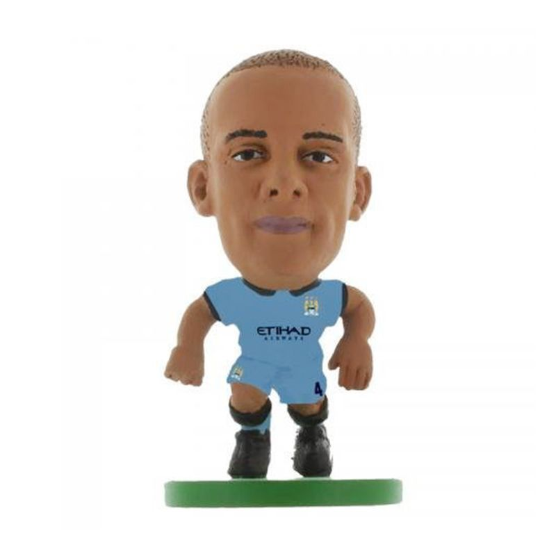 Soccer Starz Vincent Kompany Mini Figure