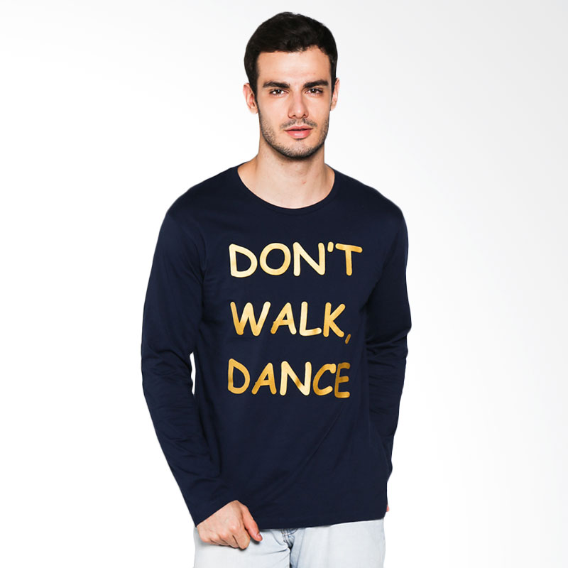 Social Jetlag Dance TS-107 - Navy Extra diskon 7% setiap hari Extra diskon 5% setiap hari Citibank – lebih hemat 10%