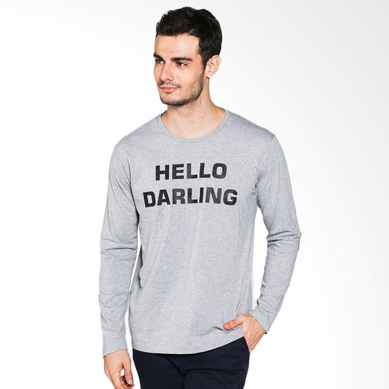 Social Jetlag Hello Darling TS-114 - Misty Gray Extra diskon 7% setiap hari Citibank – lebih hemat 10% Extra diskon 5% setiap hari