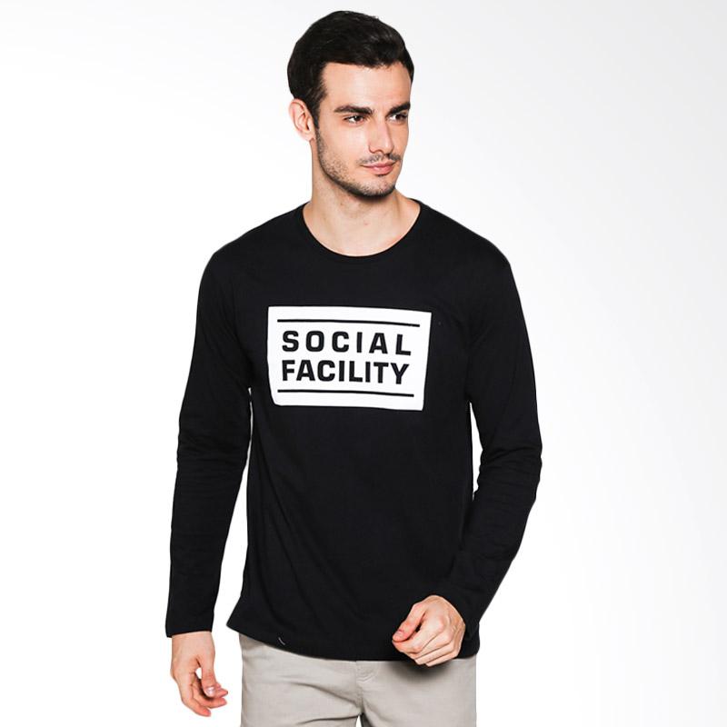 Social Jetlag Social Facility TS-101 - Black Extra diskon 7% setiap hari Extra diskon 5% setiap hari Citibank – lebih hemat 10%