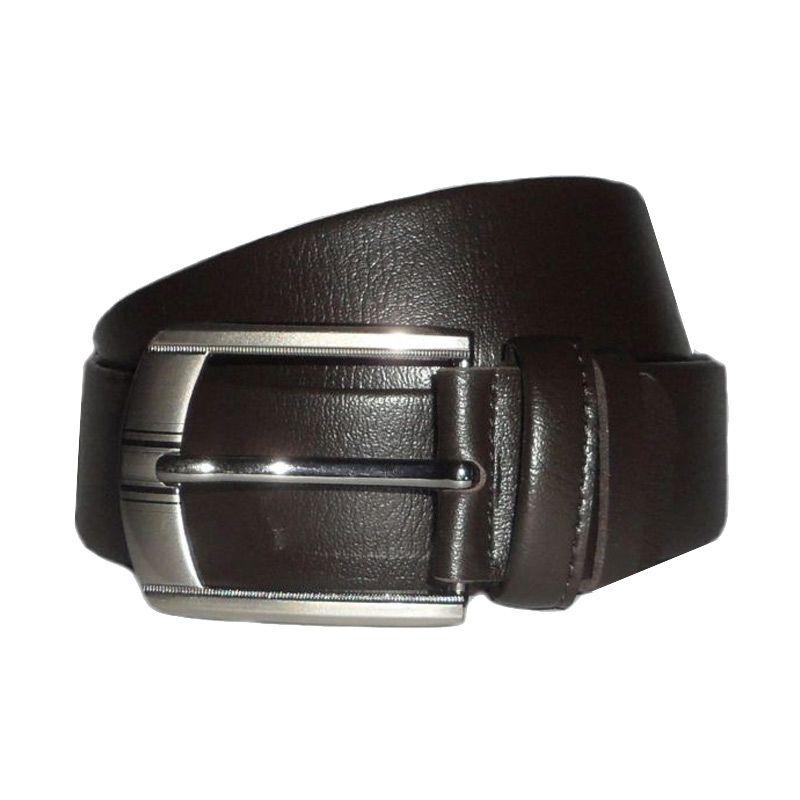 Sogno Leather Kuitband 0057 Coklat Ikat Pinggang
