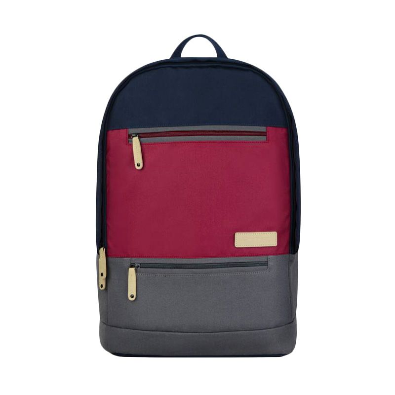 Cartinoe Preppy Backpack Tas Laptop [11-15.4 Inch]