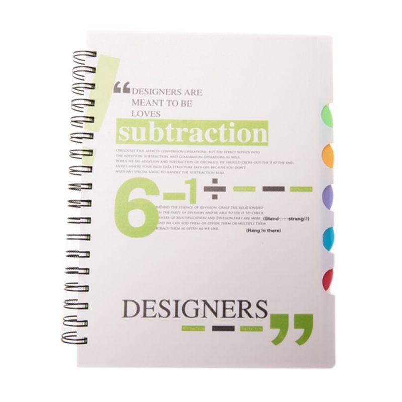 Soho Designer Buku Tulis