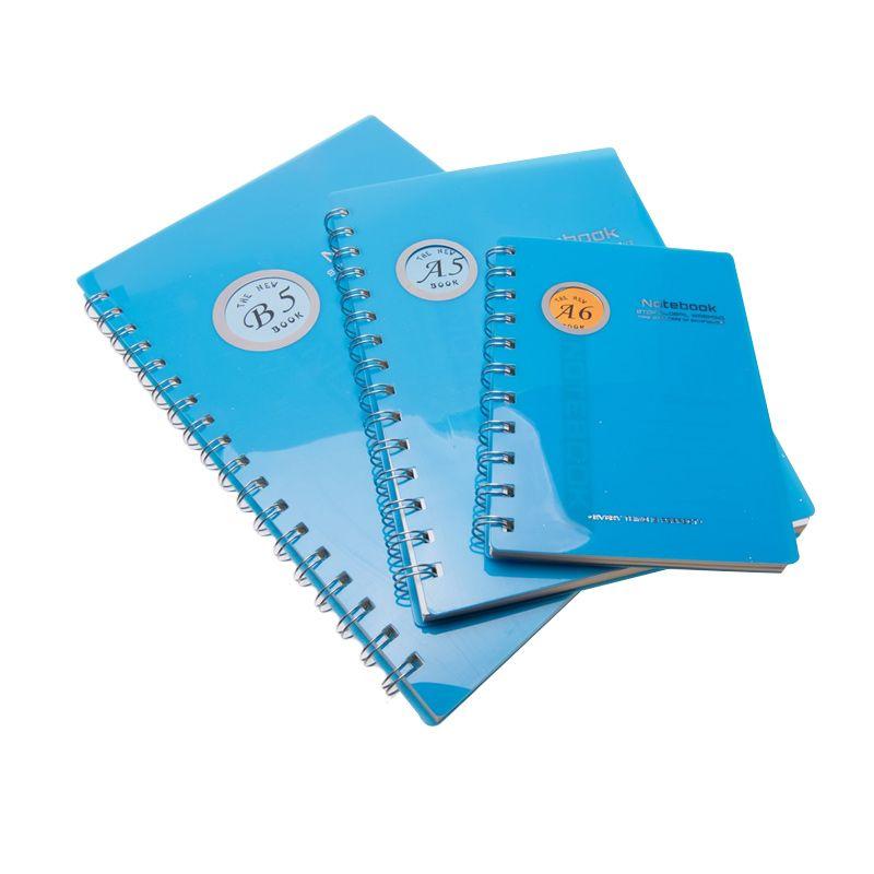 Soho Winter Biru Buku Tulis [3 Pcs]