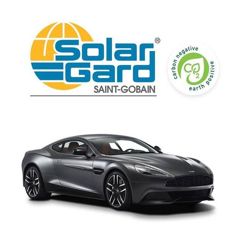 Solar Gard Aston Martin Silver Grey 10 Kaca Film