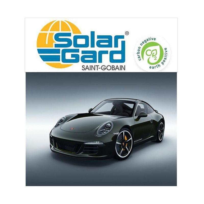 Solar Gard Black Premium 10 Porsche Kaca Film