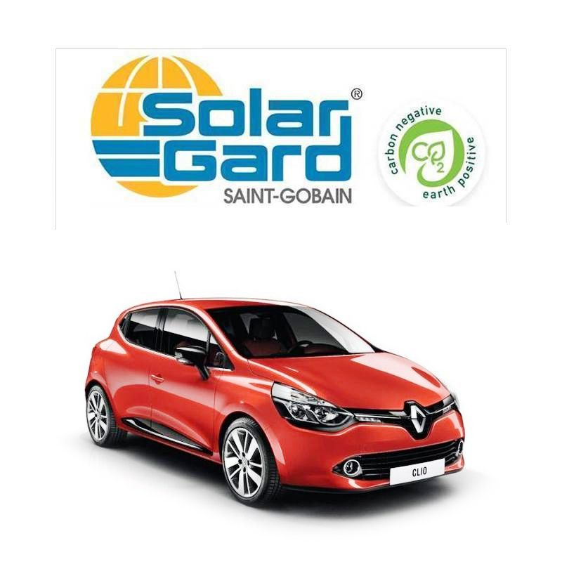 Solar Gard Black Premium 10 Renault Kaca Film