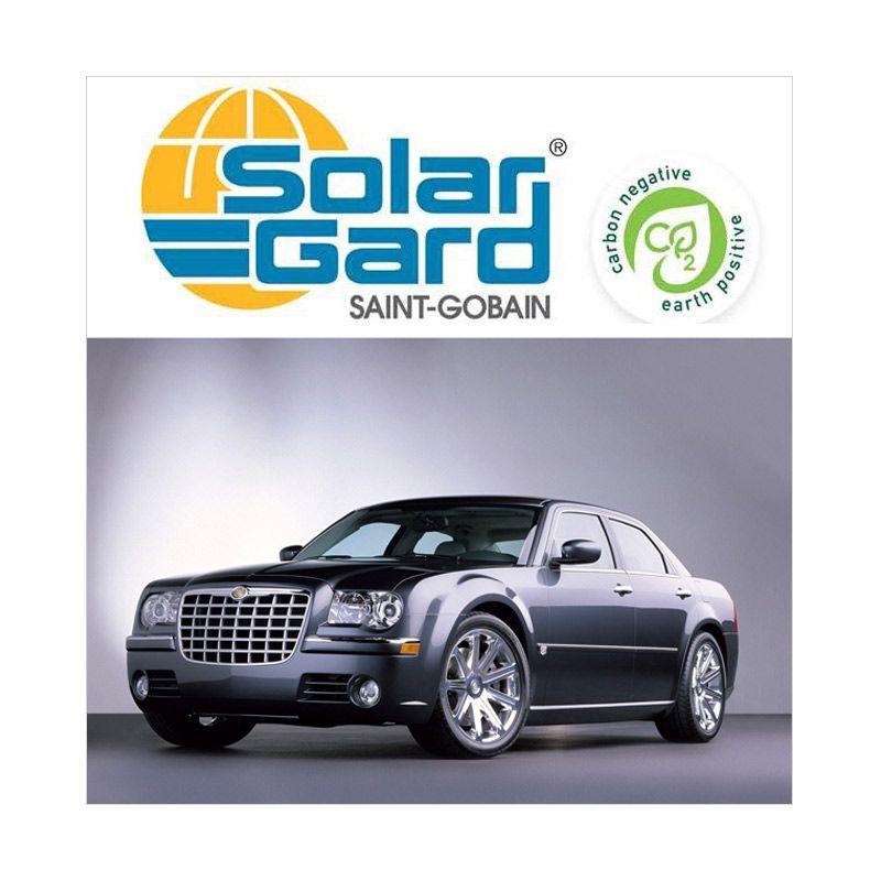 Solar Gard Chrysler Silver Grey 10 Kaca Film