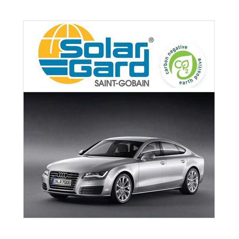 Solar Gard HPQ 37 Audi Kaca Film