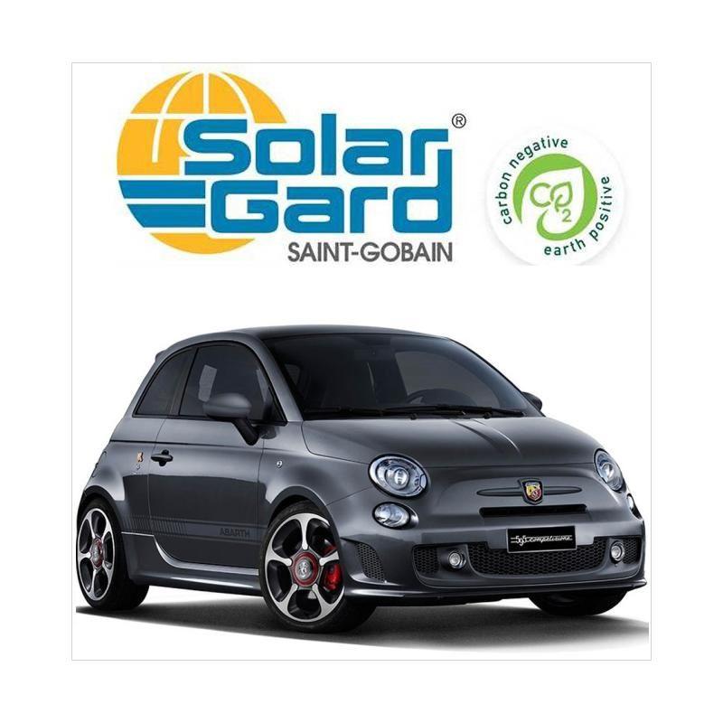Solar Gard HPQ 37 Fiat Kaca Film