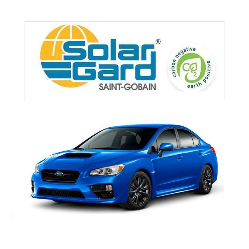 Solar Gard HPQ 37 Subaru Kaca Film