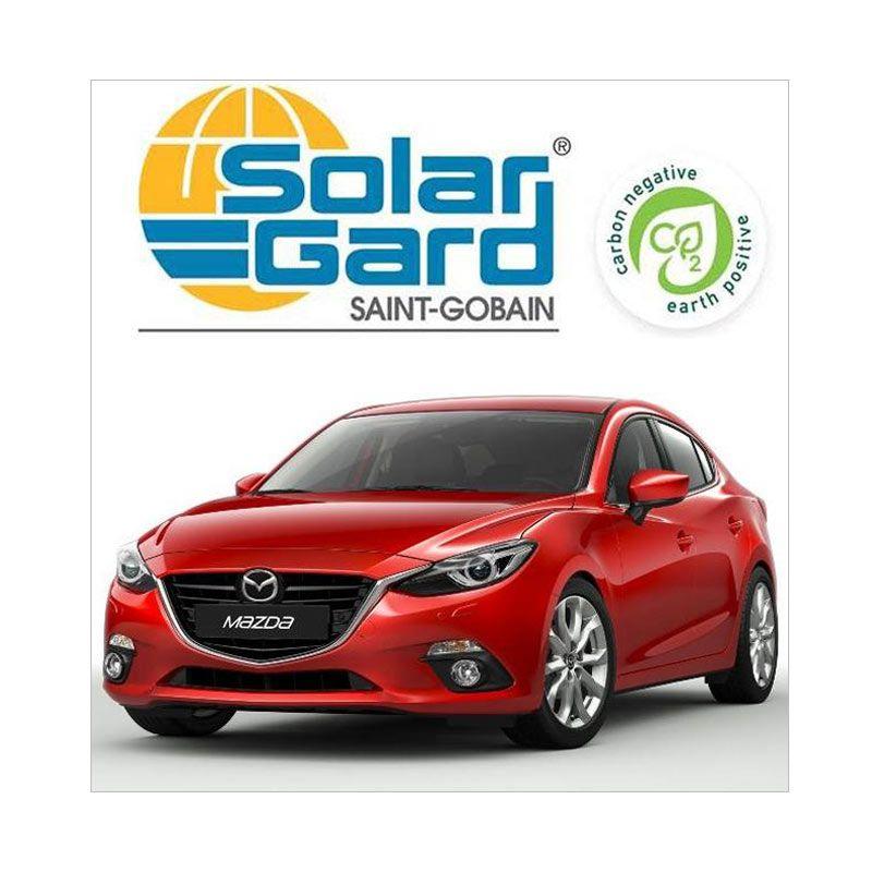Solar Gard HPQ 37 Mazda Kaca Film