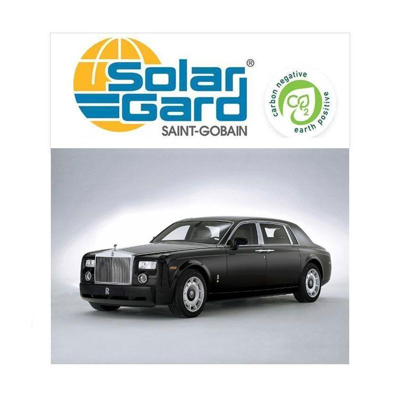 Solar Gard HPQ 37 Rolls-Royce Kaca Film