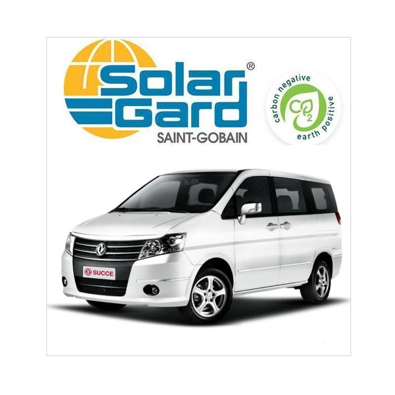 Solar Gard HPQ 37 ZNA Kaca Film
