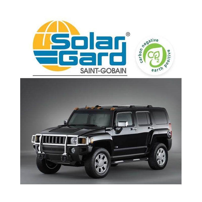 Solar Gard Hummer Silver Grey 10 Kaca Film