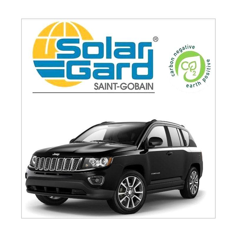 Solar Gard Platinum LX 40 for Jeep Kaca Film
