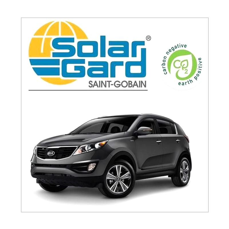 Solar Gard Platinum LX 40 for KIA Kaca Film