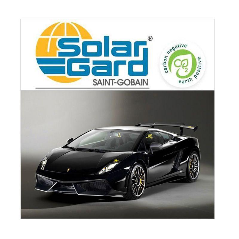 Solar Gard Platinum LX 40 for Lamborghini Kaca Film