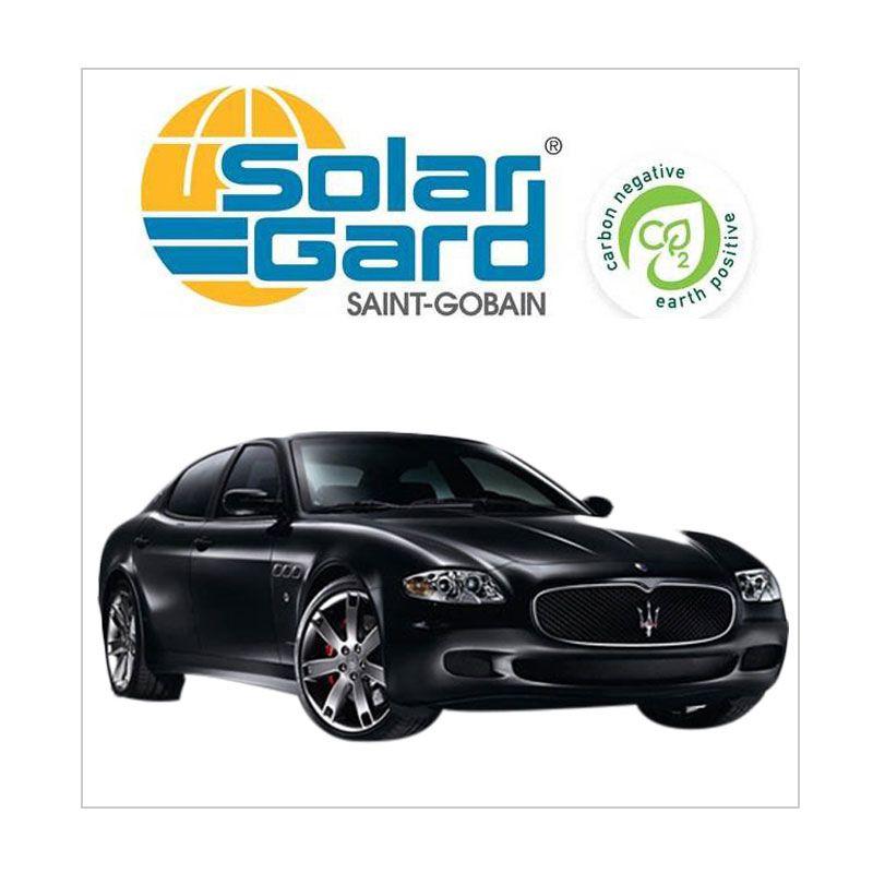 Solar Gard Platinum LX 40 for Maserati Kaca Film