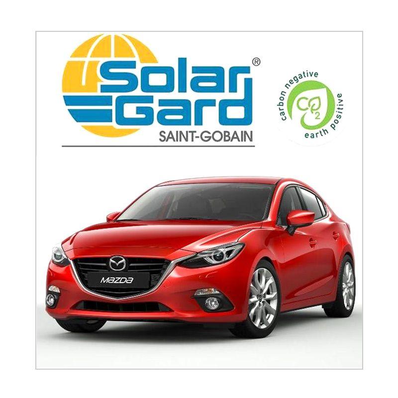 Solar Gard Platinum LX 40 for Mazda Kaca Film