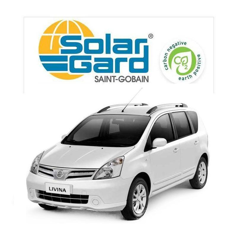 Solar Gard Platinum LX 40 for Nissan Kaca Film