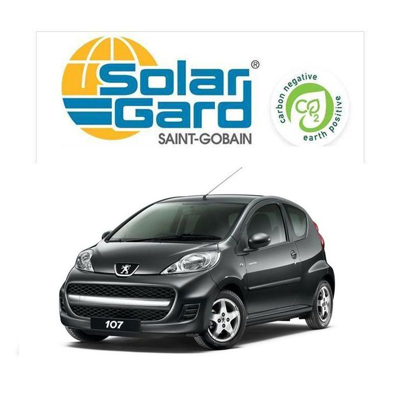 Solar Gard Platinum LX 40 for Peugeot Kaca Film