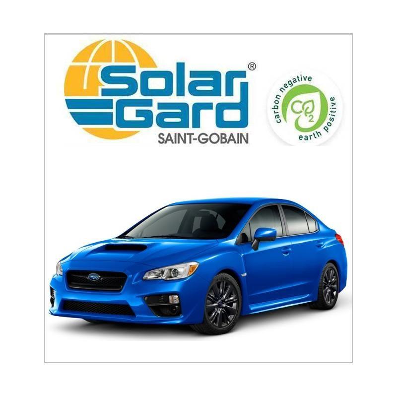 Solar Gard Platinum LX 40 for Subaru Kaca Film