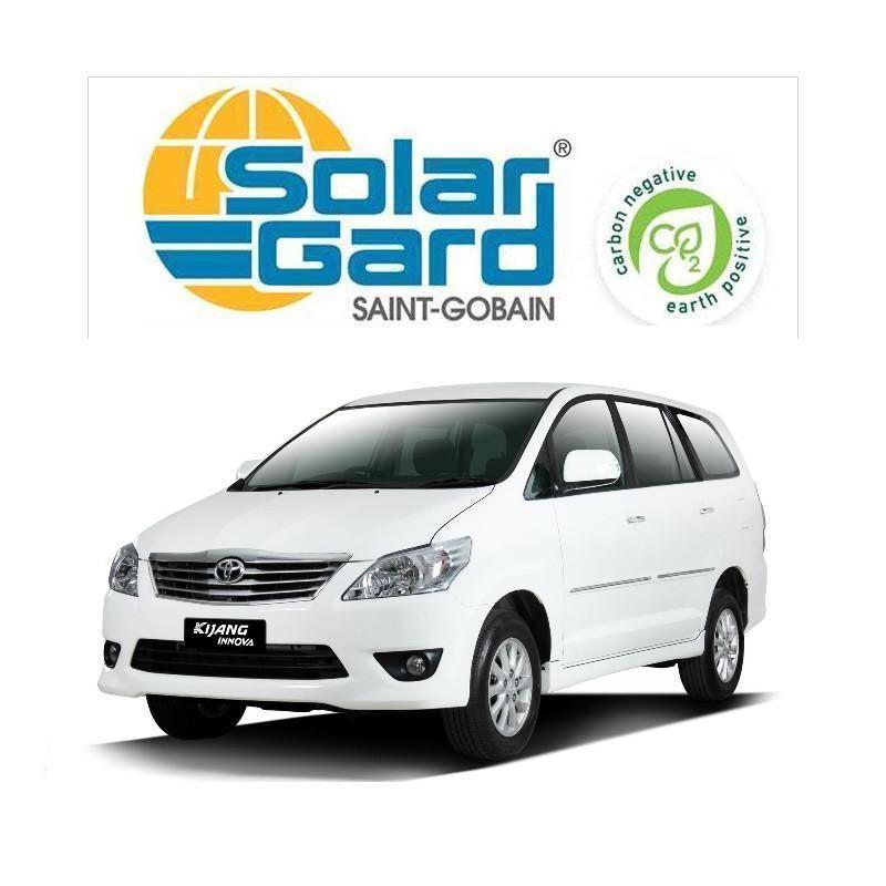 Solar Gard Platinum LX 40 for Toyota Kaca Film
