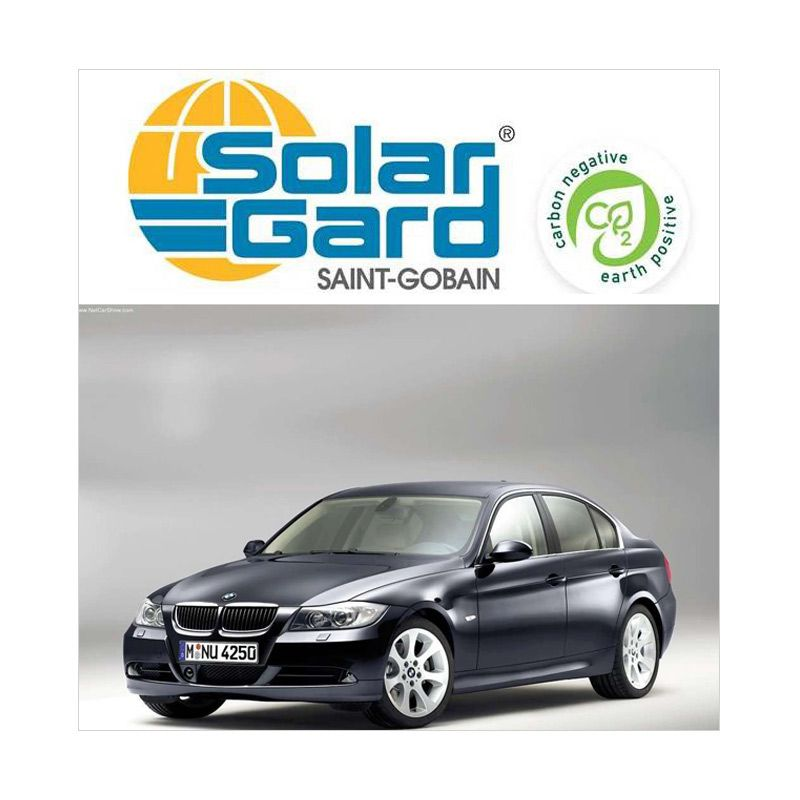 Solar Gard Platinum LX 70 for BMW Kaca Film
