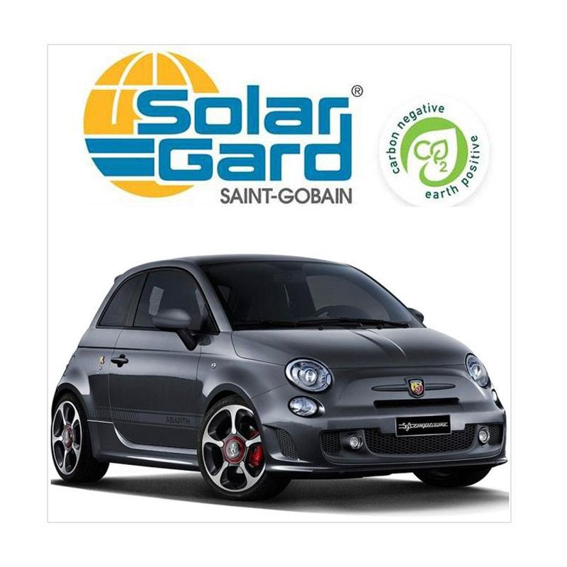 Solar Gard Platinum LX 70 for Fiat Kaca Film