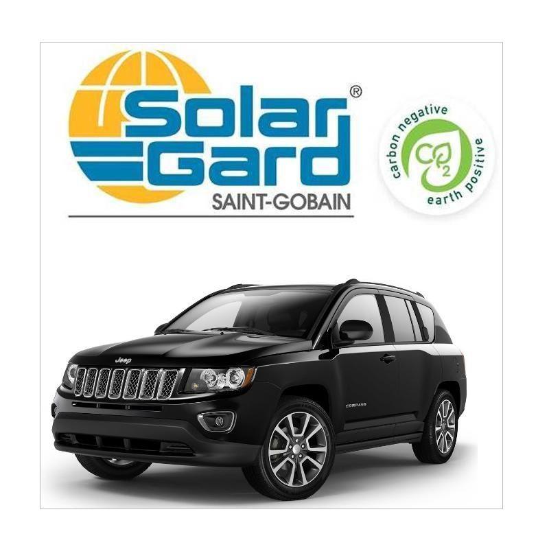 Solar Gard Platinum LX 70 for Jeep Kaca Film
