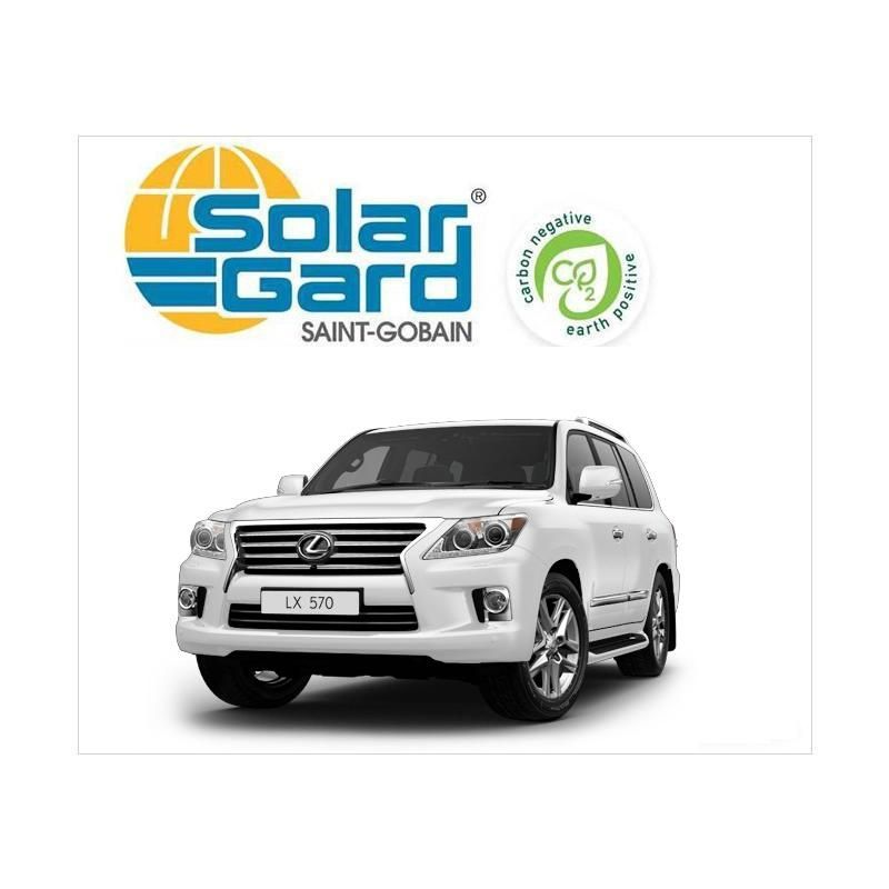 Solar Gard Platinum LX 70 for Lexus Kaca Film