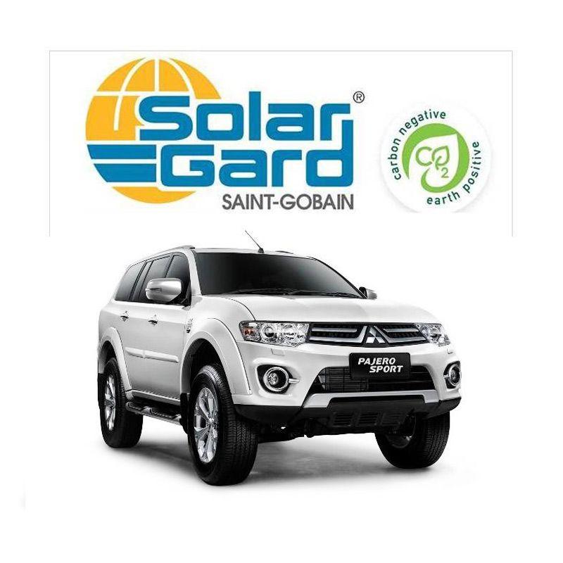 Solar Gard Platinum LX 70 for Mitsubishi Kaca Film