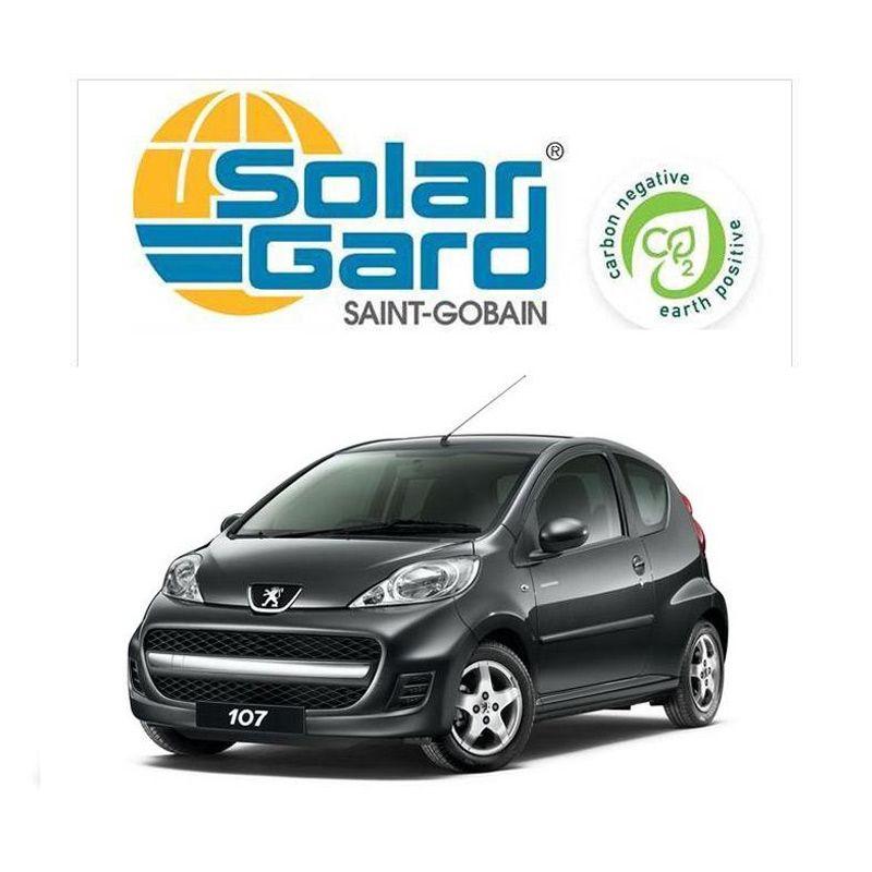 Solar Gard Platinum LX 70 for Peugeot Kaca Film
