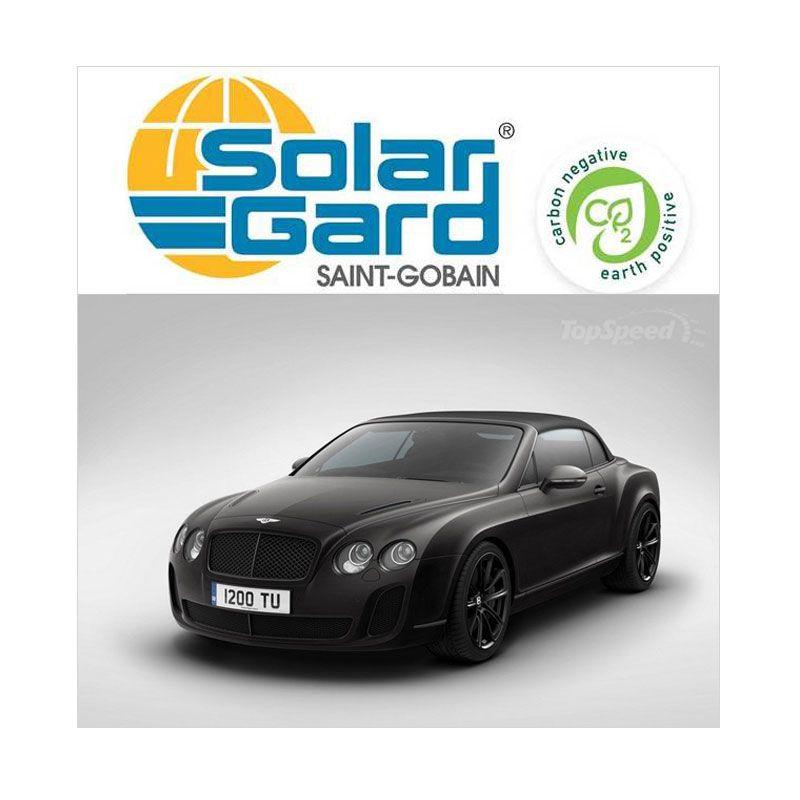 Solar Gard Silver Grey 10 Bentley Kaca Film