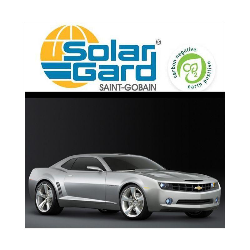 Solar Gard Silver Grey 10 Chevrolet Kaca Film