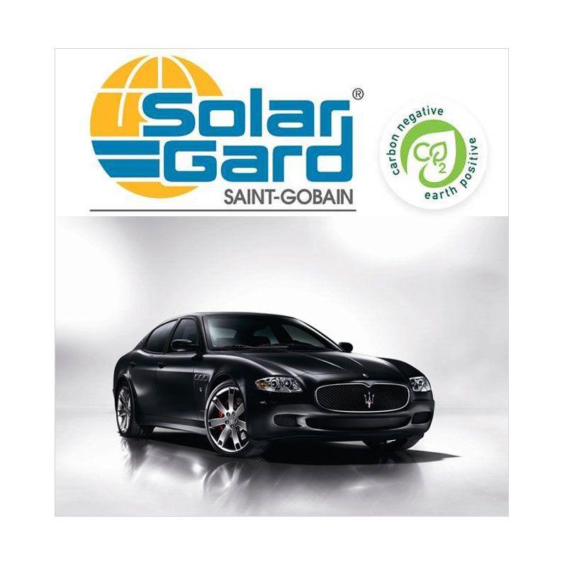 Solar Gard Silver Grey 10 Maserati Kaca Film