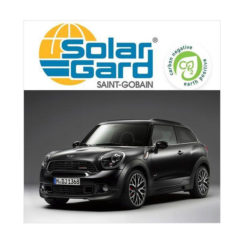 Solar Gard Silver Grey 10 Mini Kaca Film