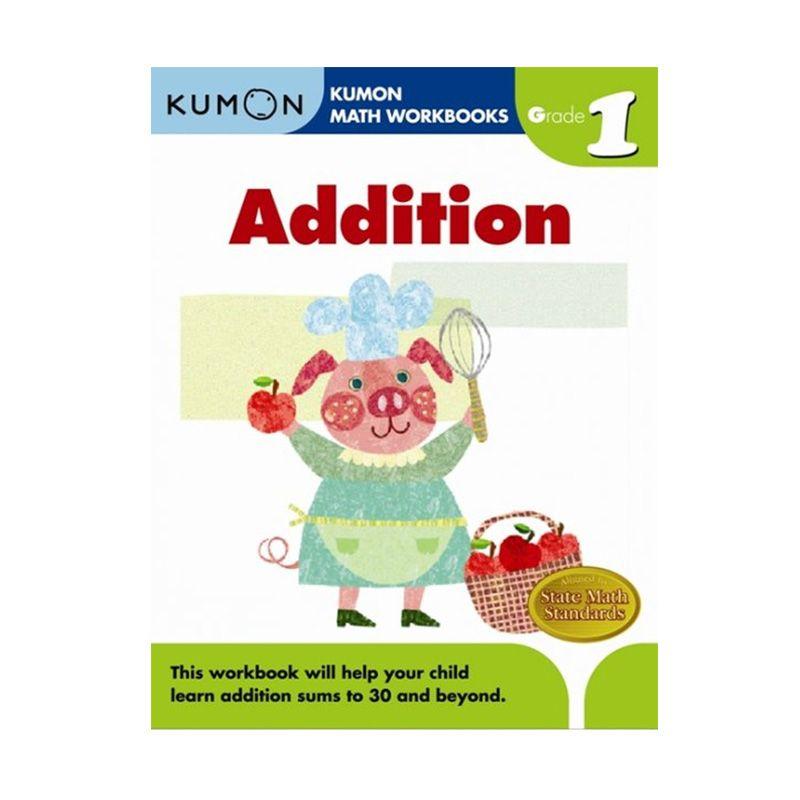 Grade 1 Addition Buku Anak