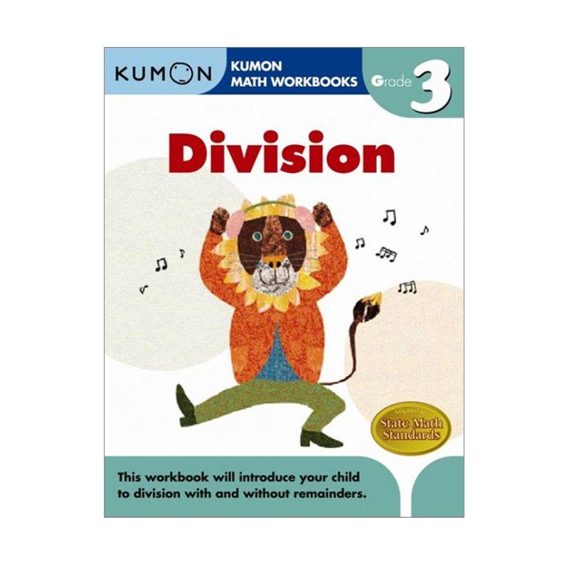 Grade 3 Division Workbooks Buku Anak