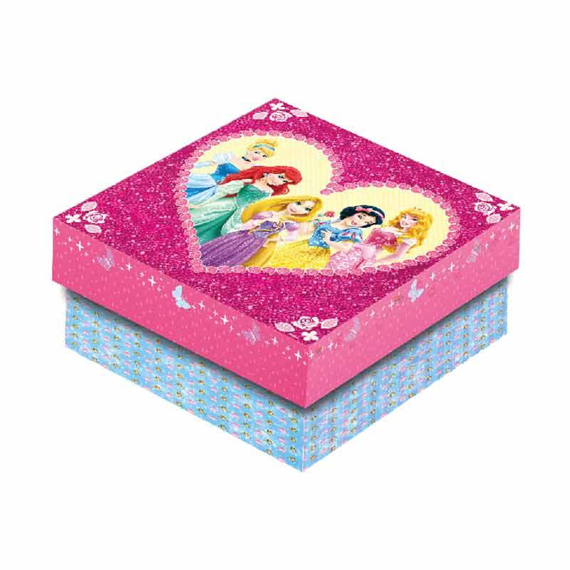 Gift Box Medium Disney Princess with Heart Frame