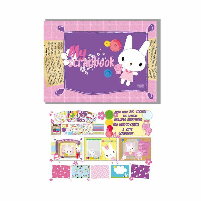 The Rabbit Scrapbook