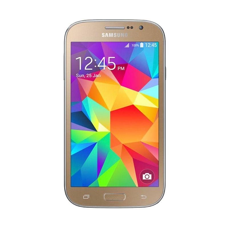 Samsung Galaxy Grand Neo Plus i9060i Gold Smartphone