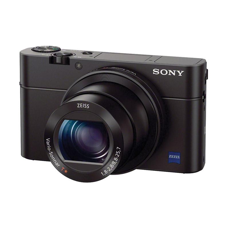 harga Sony RX100M3 Black Kamera Pocket Blibli.com