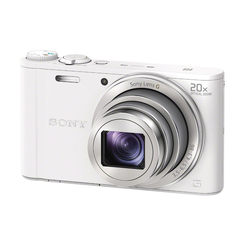 Sony DSC WX 350 White Pocket - 9307367 , 15861219 , 337_15861219 , 3440000 , Sony-DSC-WX-350-White-Pocket-337_15861219 , blibli.com , Sony DSC WX 350 White Pocket